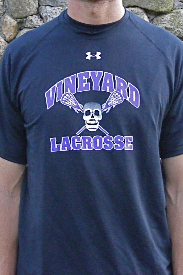 Under Armour Vineyard Lacrosse Tee