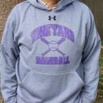 Vineyard Baseball Under Armour Hoodie