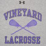 Vineyard Lacrosse Under Armour Youth Tee