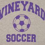 Vineyard Soccer Youth Tee