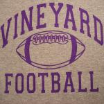 Vineyard Football Youth Tee Shirt