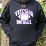 Vineyard Football Under Armour Hoodie