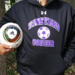 Vineyard Soccer Under Armour Hoodie