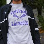 Vineyard Lacrosse Champion Tee Shirt