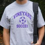 Vineyard Soccer Champion Tee Shirt