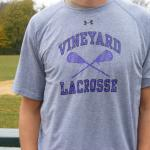Vineyard Lacrosse Under Armour Tee