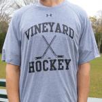 Vineyard Hockey Under Armour Tee