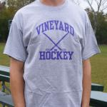 Vineyard Hockey Champion Tee Shirt