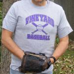 Vineyard Baseball Champion Tee Shirt