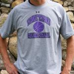 Vineyard Basketball Under Armour Tech Tee