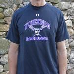 Vineyard Lacrosse Under Armour Skull Tee